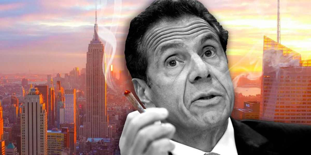New York Expected To Legalize Cannabis In 2021 As Gov. Cuomo Goes All In