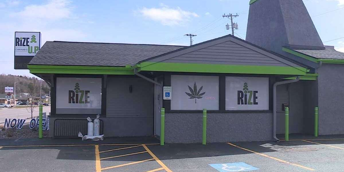 Rize Cannabis Retailer Is Now Open In Marquette