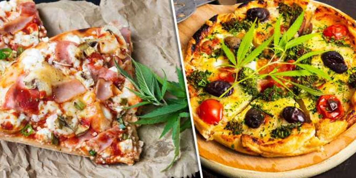 Marijuana Infused Pizza Made To Order In Rego Park