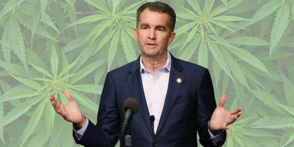 Virginia Governor Signs Bill Legalizing Marijuana Possession