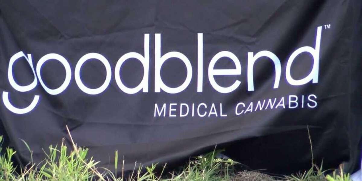 A Marijuana Company Called Goodblend Texas Starts Work on $25M Facility In San Marcos