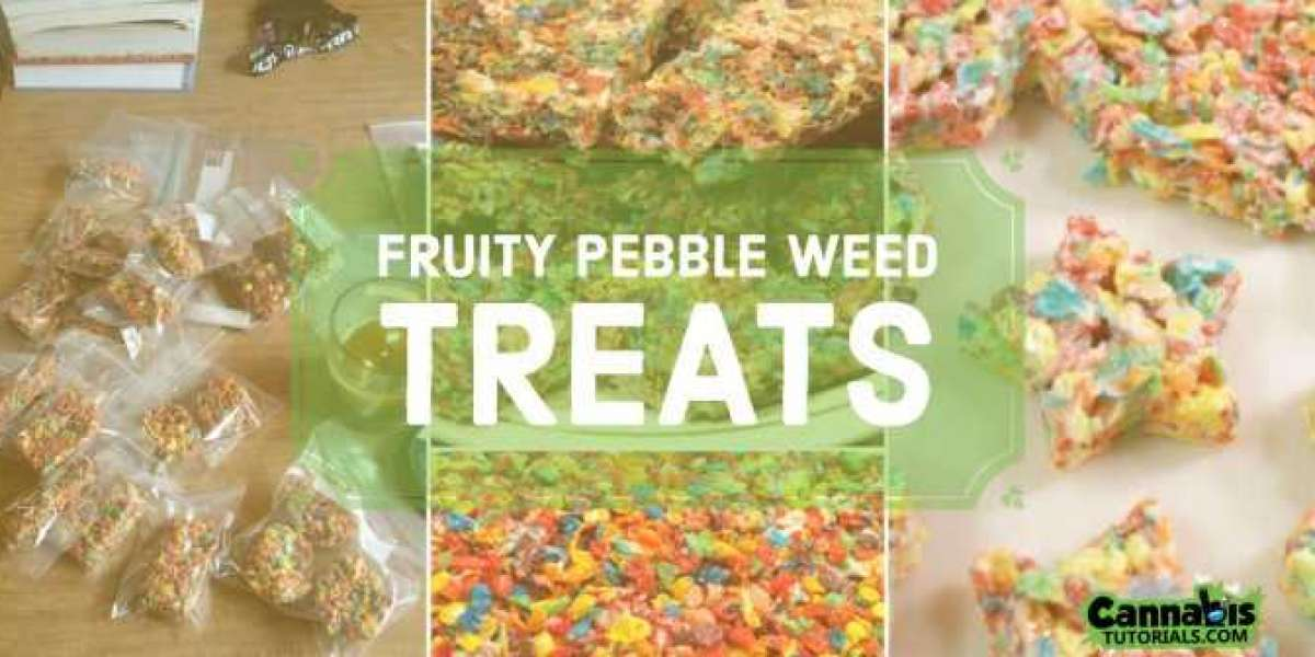 How To Make Great Tasting Fruity Pebble Treats With This Cannabis Recipe In 5 Easy Steps