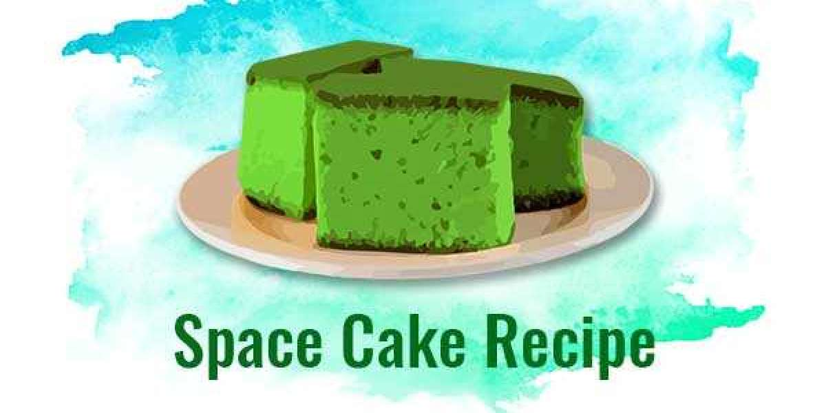How To Make The Ultimate Tasting Space Cake With Cannabis